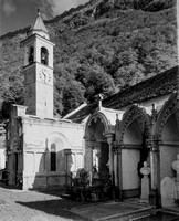 Church of Someo, Val Maggia, Ticino