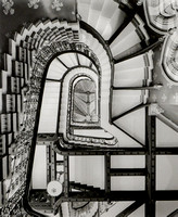 Grand Staircase, St. Pancras Hotel, London
